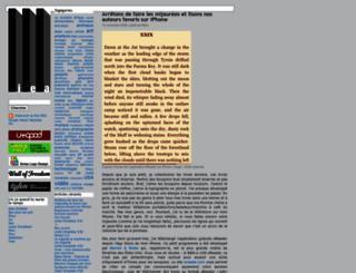 lilela.net screenshot