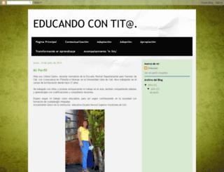 lilianacastr.blogspot.com screenshot