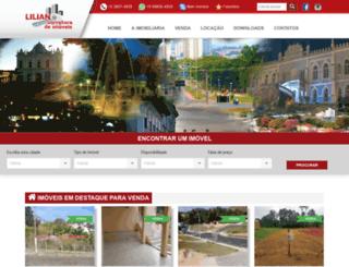 lilianimoveis.com.br screenshot