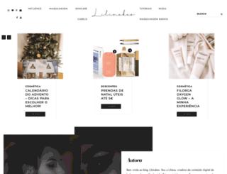lilimakes.com screenshot