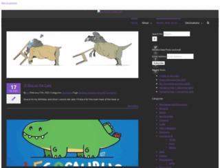 liliontheloose.com screenshot