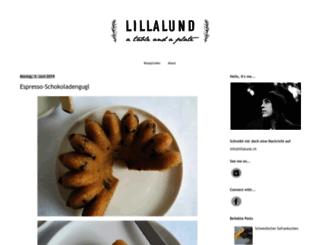 lillalundblog.blogspot.com screenshot