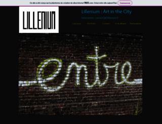 lillenium.fr screenshot