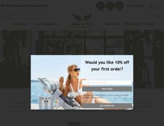 lilouetloic.com screenshot