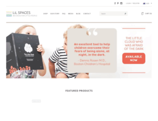 lilspaces.com screenshot
