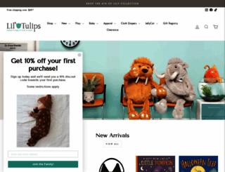liltulips.com screenshot