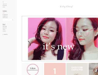 lilychip.com screenshot