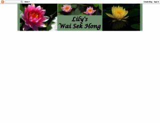 lilyng2000.blogspot.com screenshot