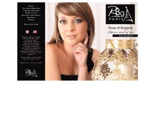 lilyrose-eau-de-parfum.com screenshot