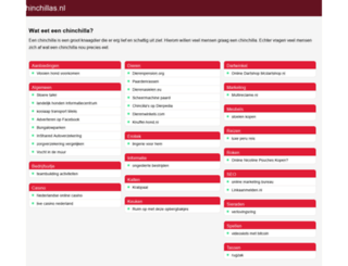 lima-chinchillas.nl screenshot