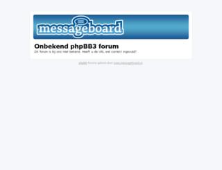 lima.messageboard.nl screenshot