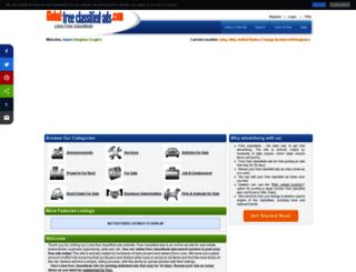 limaoh.global-free-classified-ads.com screenshot