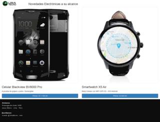 limatecno.com screenshot