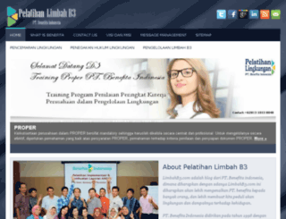 limbahb3.com screenshot