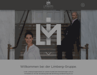 limberg.at screenshot
