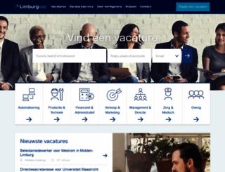 limburgvac.nl screenshot