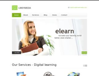 lime4media.com screenshot