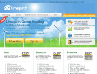 limepath.com screenshot