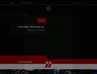 limerock.com screenshot
