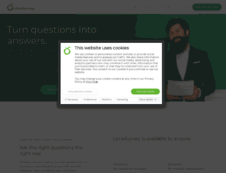 limeservice.com screenshot