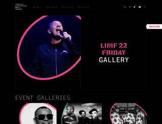 limfestival.com screenshot