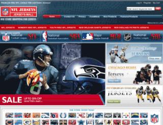 limitedjersey2012.com screenshot