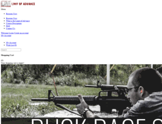 limitofadvance.com screenshot