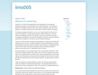 limo005.blogspot.pt screenshot