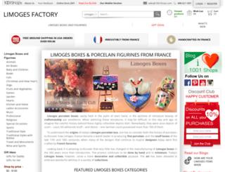 limogesfactory.com screenshot