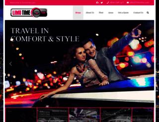 limotime.com screenshot