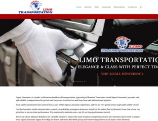 limotransportation.net screenshot