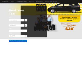 limozii.com screenshot
