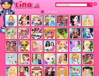 lina.ae screenshot