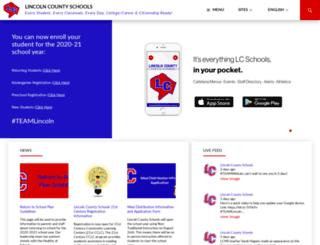 lincoln.kyschools.us screenshot