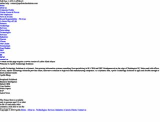 lincsoftech.com screenshot