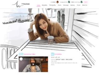 linda-chung.net screenshot