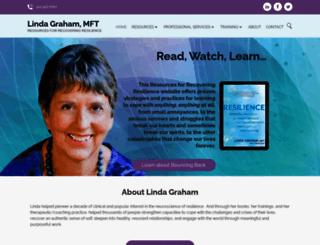 lindagraham-mft.net screenshot