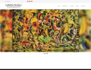lindanaili-fineart.com screenshot
