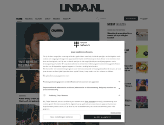 lindanieuws.nl screenshot
