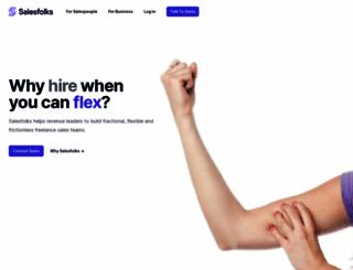 lindapepin.businesscard2.com screenshot
