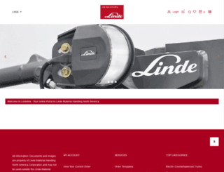 lindelink.com screenshot