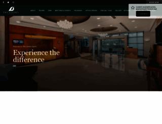lindensuites.com screenshot