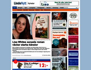 lindenytt.com screenshot