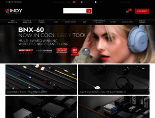 lindy.co.uk screenshot