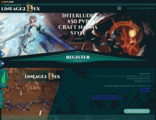 lineage.ro screenshot