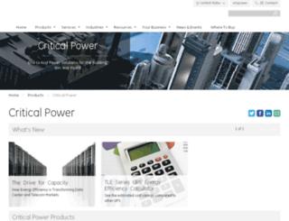 lineagepower.com screenshot