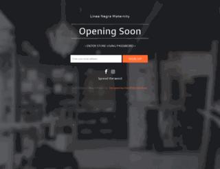 lineanegra.com.hk screenshot
