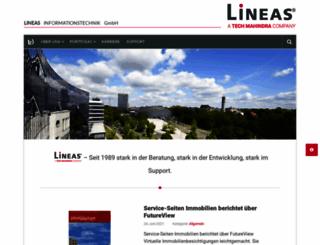 lineas.de screenshot