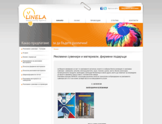 linela.eu screenshot