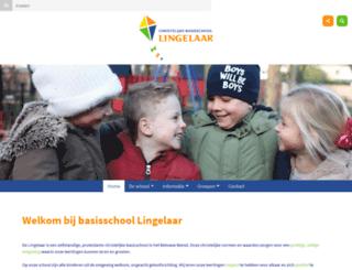 lingelaar.nl screenshot